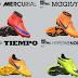 PES 2015: Pack de Chuteiras Nike Verão 2015 - Intense Heat