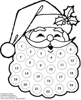 Rostos do Papai Noel para colorir Desenhos para Colorir  - imagens rosto papai noel colorir
