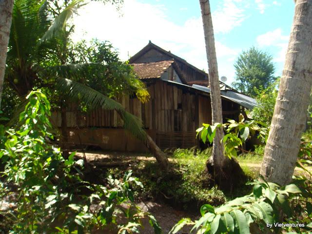 l'îlot Gieng, Chau Doc