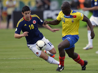 Resultado Ecuador Vs Colombia – Eliminatorias 2014