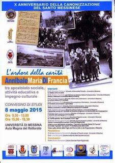 L'ARDORE DELLA CARITA' DI PADRE ANNIBALE MARIA DI FRANCIA
