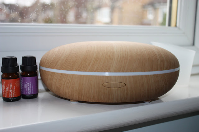 Essence of Arcadia Pebble Aromatherapy Diffuser