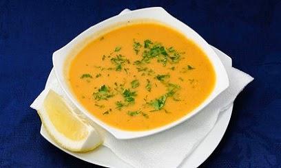 restte lentil soup