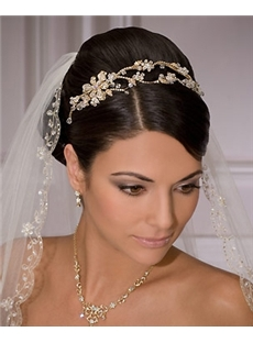 cheap wedding veils and tiaras