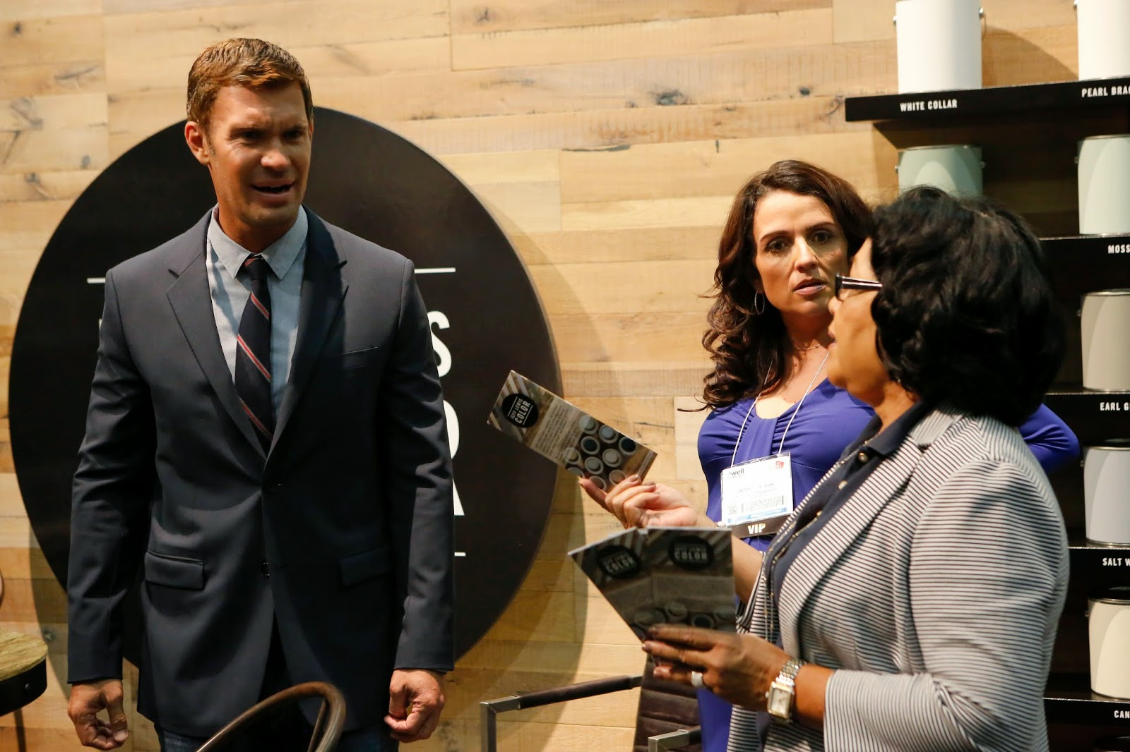 A Visit With Jeff Lewis From Bravou0027s Interior Therapy