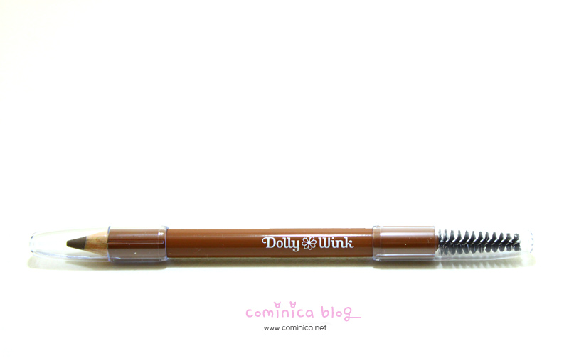 Cominica Blog ♔ Dolly Wink Eyebrow Pencil In Chocolate Brown