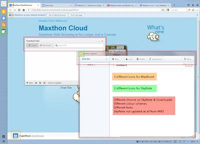 Download Maxthon Cloud Browser Offline Installer