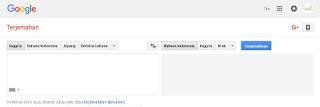 cara mudah translate bahasa dengan website translator