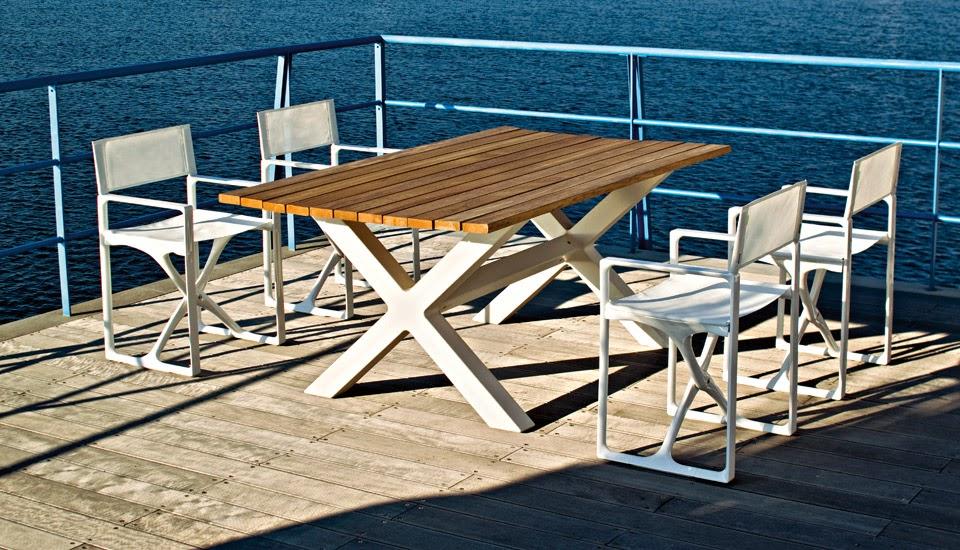Tavoli per arredare l 39 esterno di ristoranti e bar degart for Arredamento esterno bar