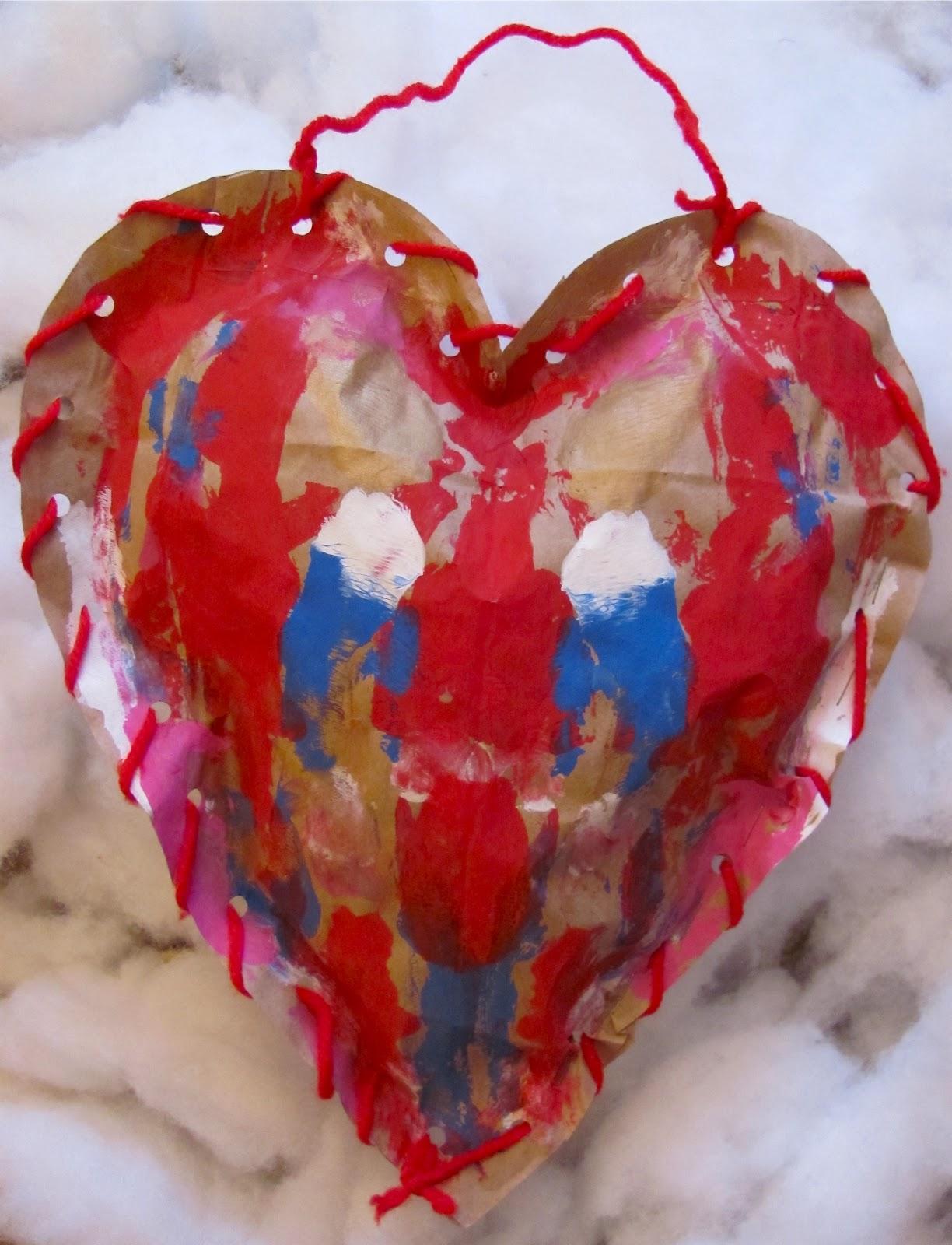 Поделки сердце донбасса 8