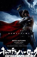 Ver Space Pirate Captain Harlock (2013) Online pelicula online