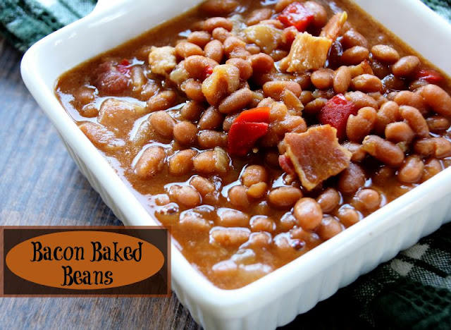 how to cook baked beans on the grill