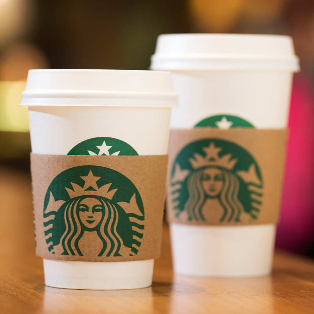 coffee and starbucks 14 essay A reflection on starbucks in the us: lack of cafe culture and the role of wifi september 27, 2009 by esme vos i've always disliked starbucks in the us — lousy coffee, uncomfortable seating arrangements, absence of real coffee cups (they give you a single espresso in a huge paper cup), bad food.