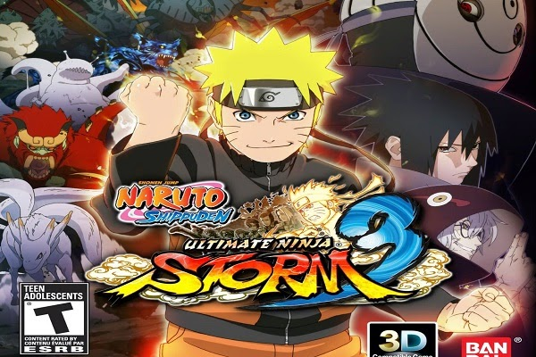 how to download naruto games