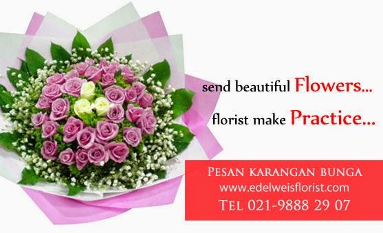 kado bunga untuk pacar tersayang