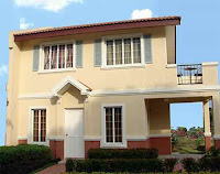 For Sale House and Lot Single Detached in Talisay Cebu Camella Azienda Genova