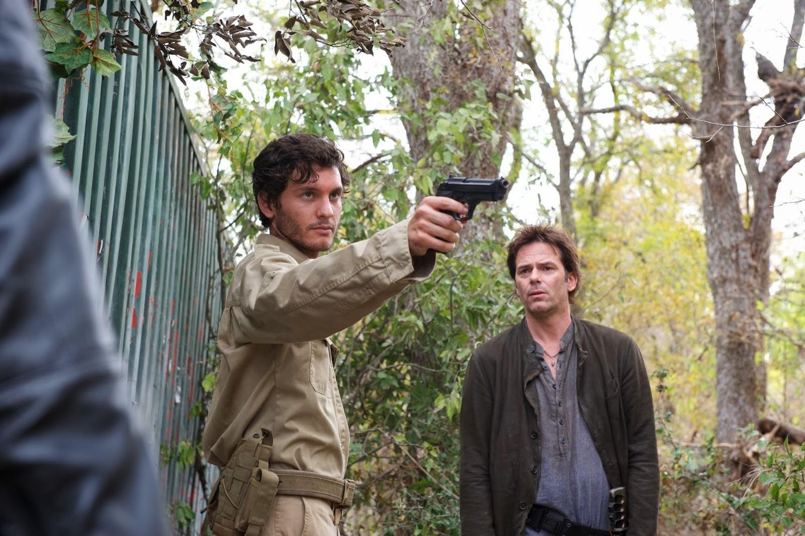 Revolution Captain Trips Miles y Connor