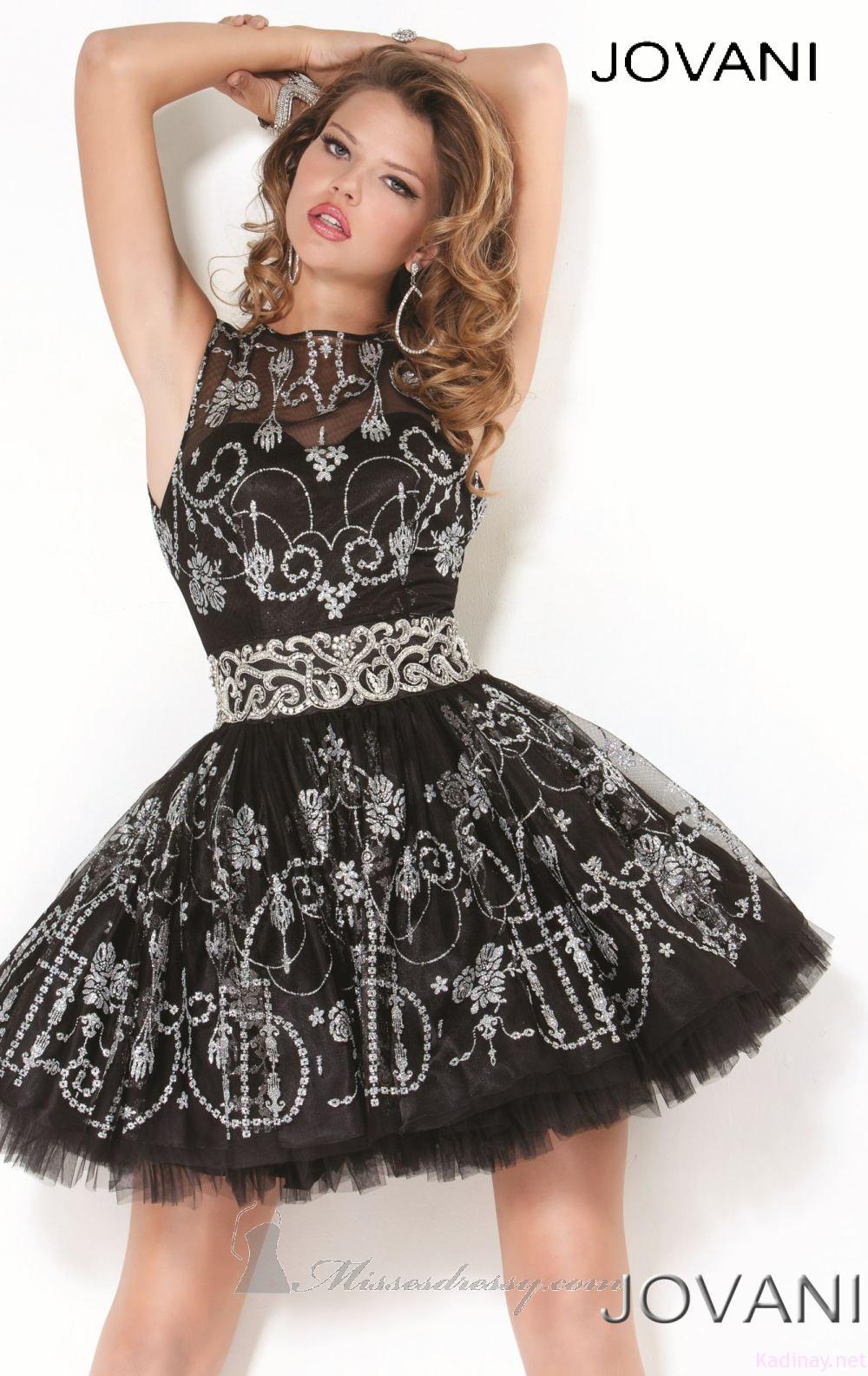 Пышное Короткое Платье Купить