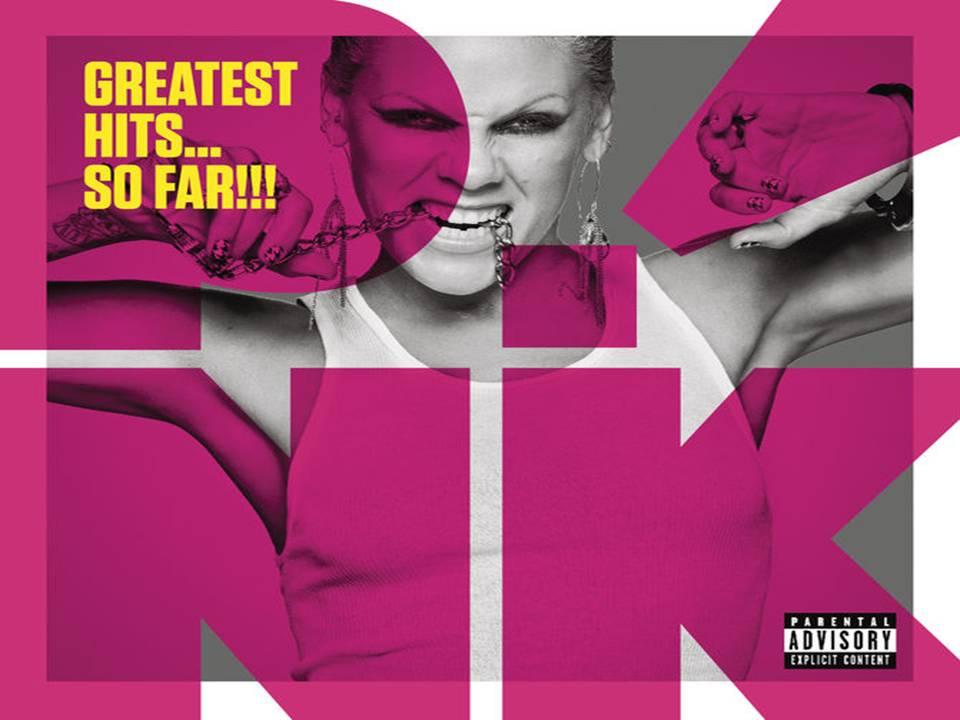 Greatest Hits So Far... Álbum De Pink