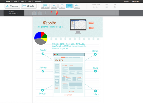 Easel.ly Review - Create Infographics Easily