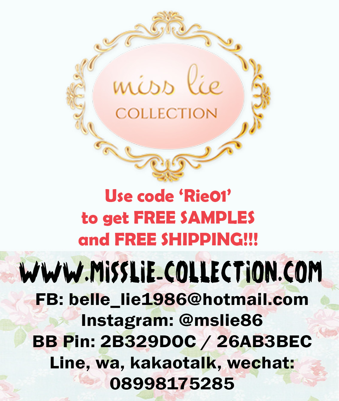 misslie-collection