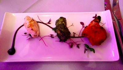 Chicken Connoiseur at Purple Poppadom Cardiff Indian Restaurant