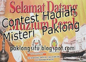 Meriahkan Contest ini !!