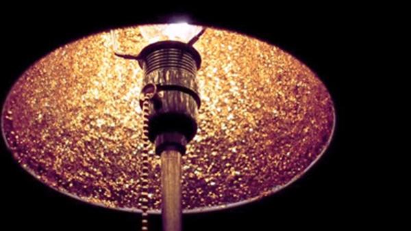 DIY glitter lamp - diy purpurina lampara