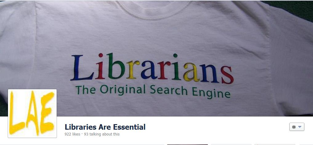 Library fb cover