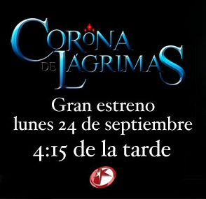 Corona de lagrimas videos completos
