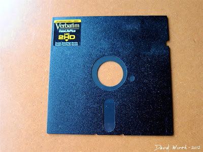 Verbatim 2HD Disc Disk 5.25 oregon trail 180Kb