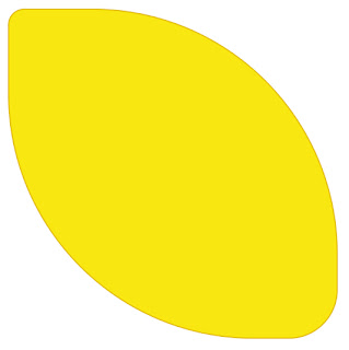 draw a lemon means CSS