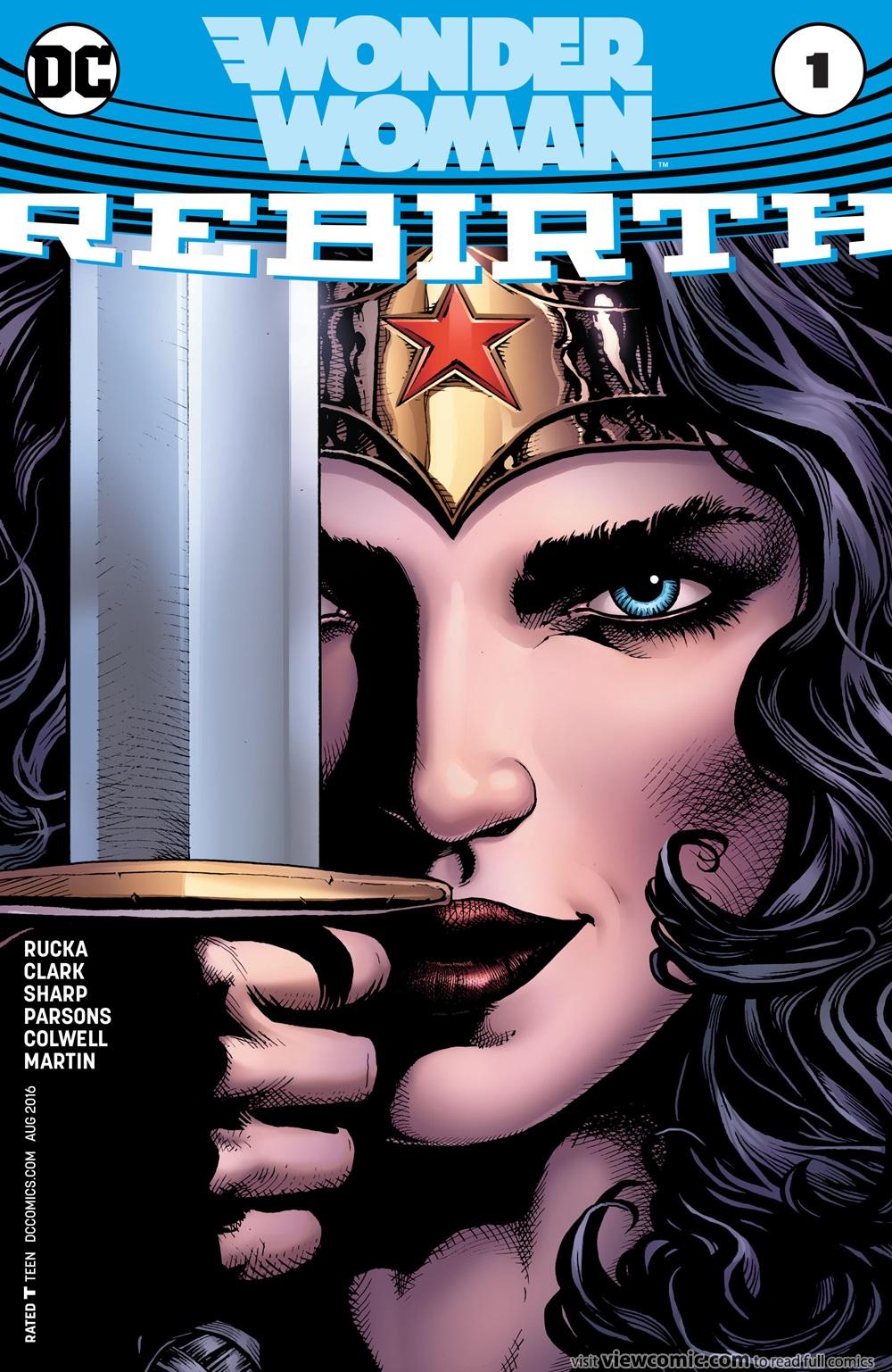 Wonder Woman – Rebirth