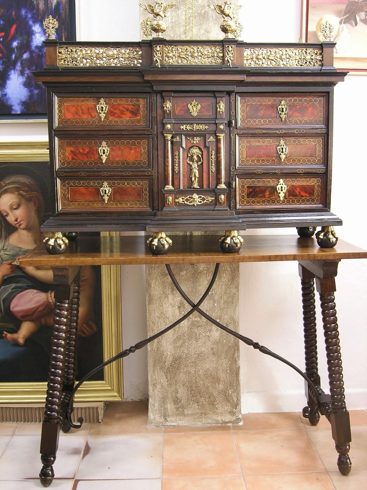 Restauraci n de mueble antiguo en valencia - Muebles antiguos valencia ...