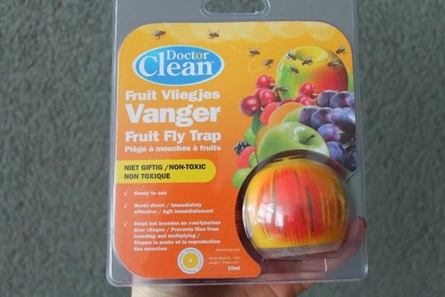 De bonte keuken tip fruitvliegen vanger for Fruitvliegjes in keuken