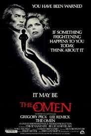 Film Poster for The Omen