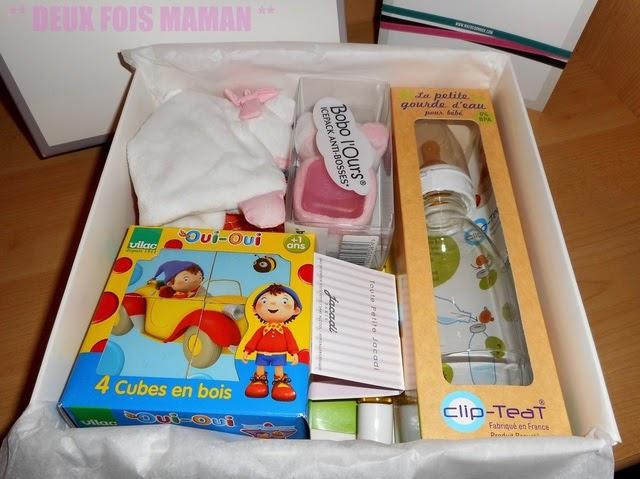 box pour bébé