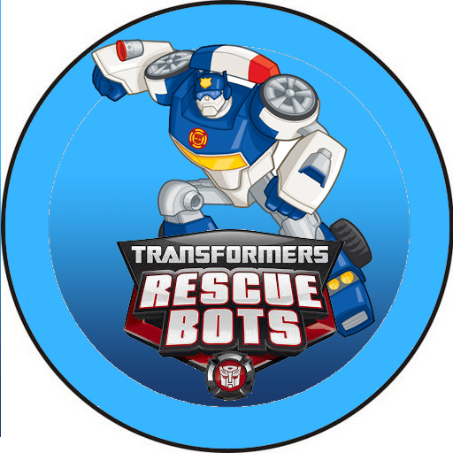 Transformers Rescue Bots Free Printable Kit  Is it for PARTIES? Is