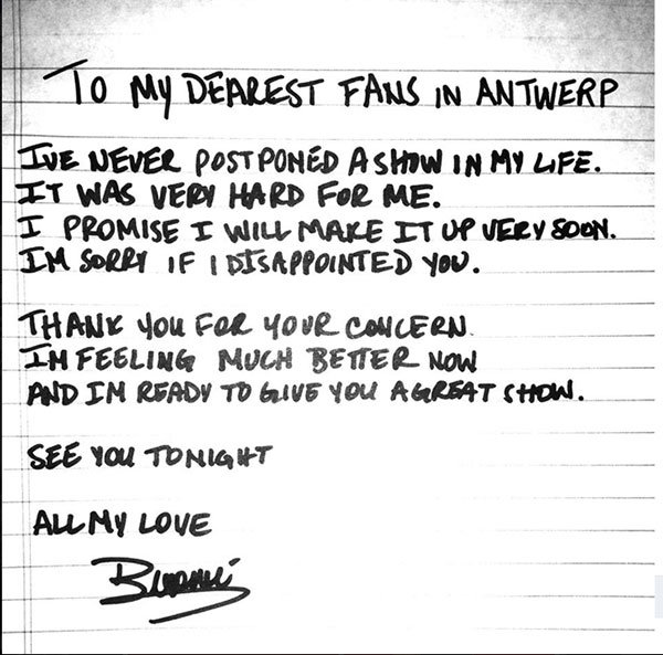 Welcome to nonyeeges blog Beyonce writes letter of apology – How to Make an Apology Letter