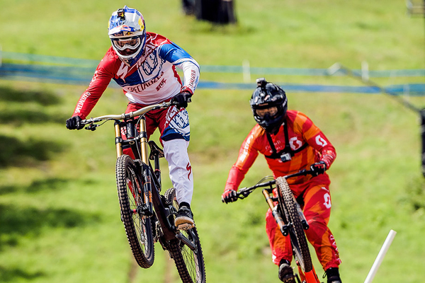 2015 Windham UCI World Cup Downhill: Claudio Caluori's Track Preview