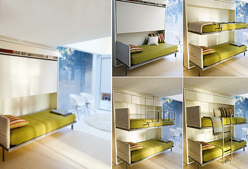 sofa to bunk bed