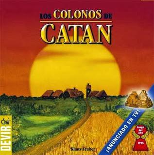 Portada del Colonos de Catán