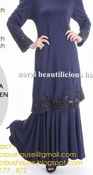 NBB0073 BAJU KURUNG WITH LACE