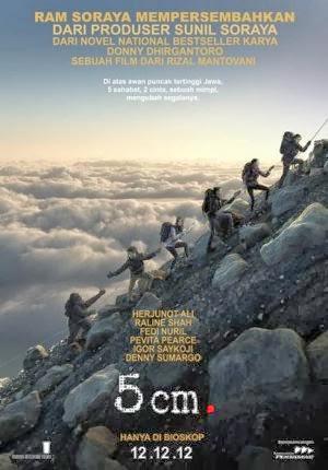 """Film Indonesia """"5 CM"""" Full Movie"""