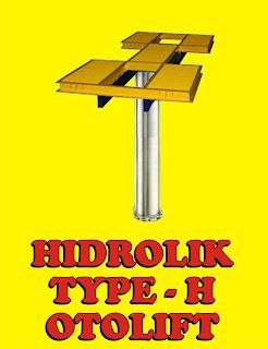 Hidrolik Type-H Otolift