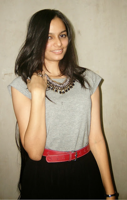 palazzo pants, black trousers, what to wear in mumbai colleges, hip and trendy college outfits