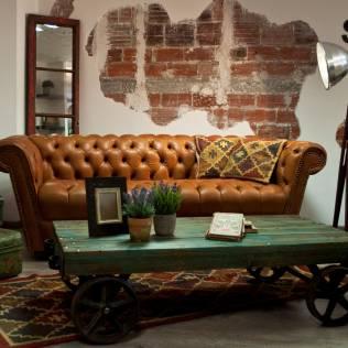 Salon de estilo vintage, Unik Vintage Furniture/Homify