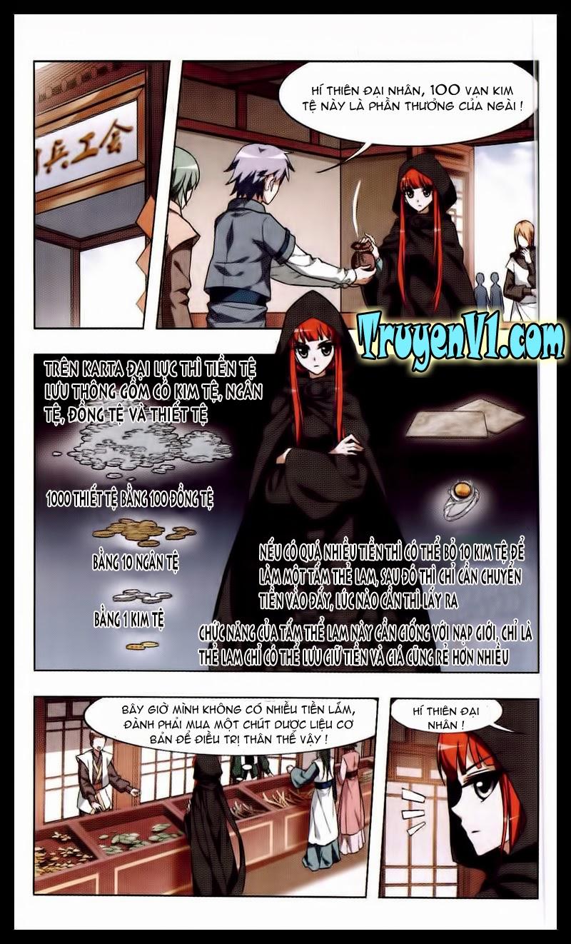 a3manga.com Phượng Nghịch Thiên Hạ Chap 8