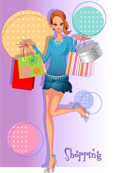 girls shopping 3