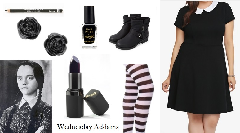 Dress Torrid | Lipstick Barry M (Lip Paint) | Tights u0026 Studs Blue Banana | Shoes New Look |  sc 1 st  Raiin Monkey & Halloween Costume Ideas | Raiin Monkey